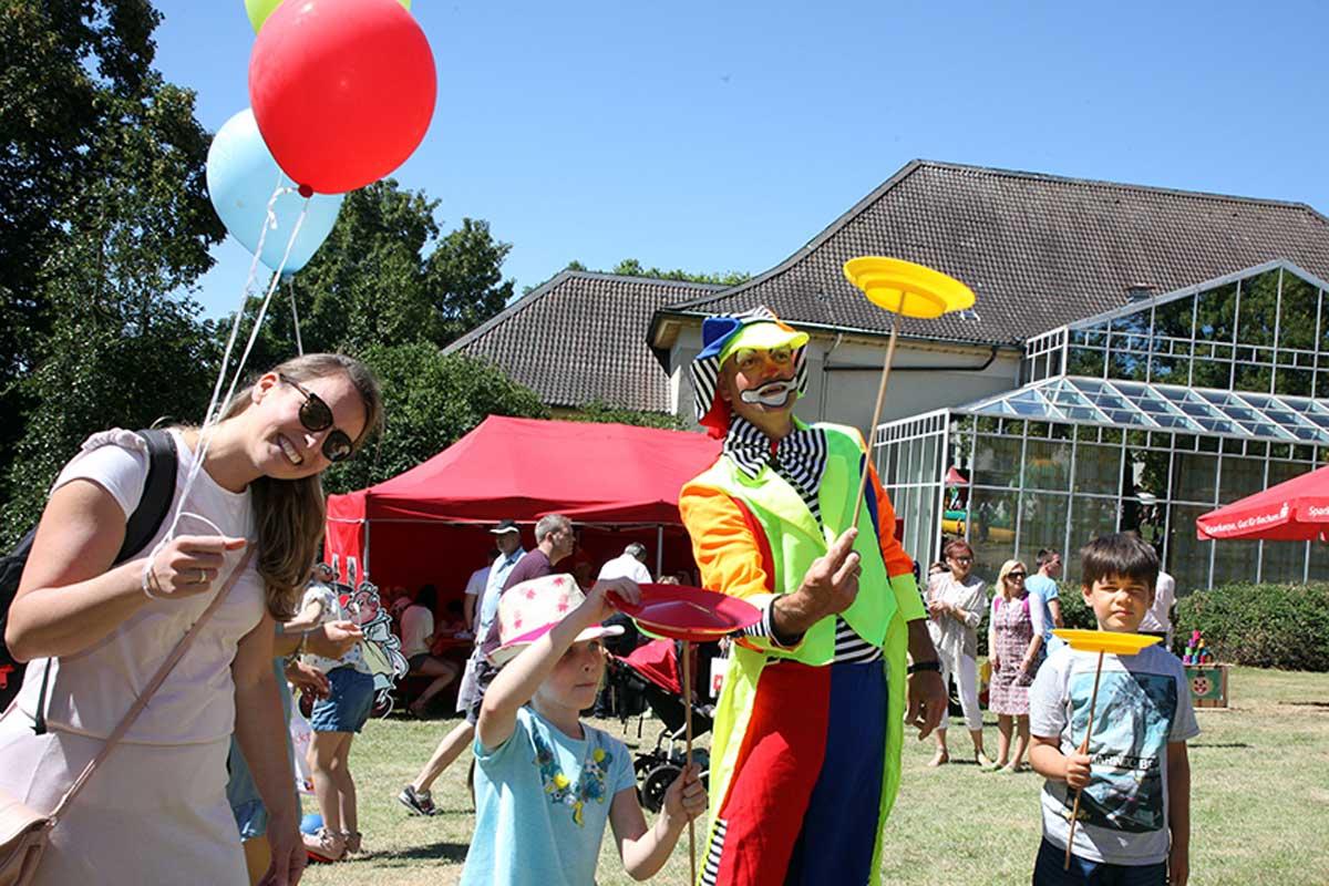 Großes Familienfest im Stadtpark Bochum